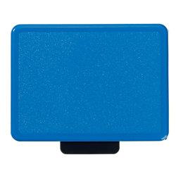 6/50 Ersatzstempelkissen Blau 2 Stück