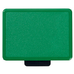 6/50 Ersatzstempelkissen Grün 2 Stück