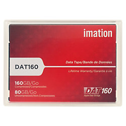 Imation DAT-160 8 mm Data Tape 80 GB - 160 GB