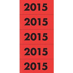 Jahreszahlen 2015 VE10/748748, Inh. 10 Stück