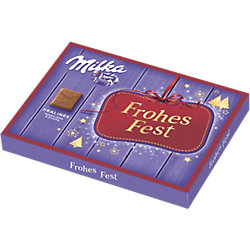 Schokolade Frohes Fest Pralinés 110 g