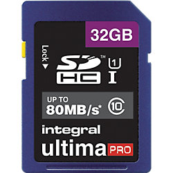 SDHC Karte UltimaPro 32 GB