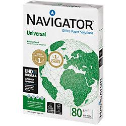 Universal Papier DIN A4 80 g/m² Weiß 500 Blatt