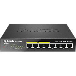 Ethernet-Switch DGS-1008D 8 x 10/100/1000