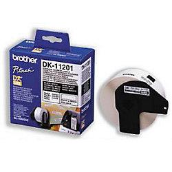 Ordner-Etiketten DK11203 87 mm x 0,087 m Weiß 300 Stück