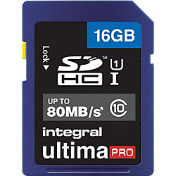 SDHC Karte UltimaPro 16 GB