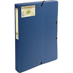 Archiv-BoX -Schachtel forever DIN A4 Blau 24 x 4 x 32 cm