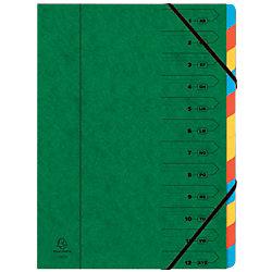 Ordnungsmappe DIN A4 Grün