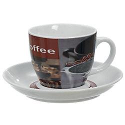 Espresso-Tassen-Set Hot Coffee 4 Stück