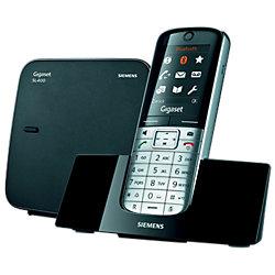 DECT Telefon SL400 Silber/Schwarz