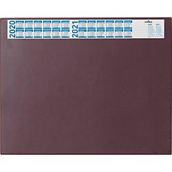 Schreibunterlage PVC Rot 65 x 52 cm