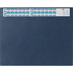 Schreibunterlage PVC Dunkelblau 65 x 52 cm