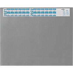Schreibunterlage PVC Grau 65 x 52 cm