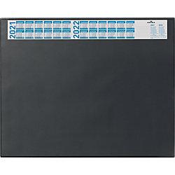 Schreibunterlage Schwarz 65 x 52 cm