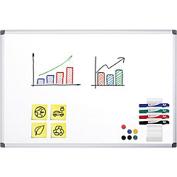 Office Depot Whiteboard-Tafel