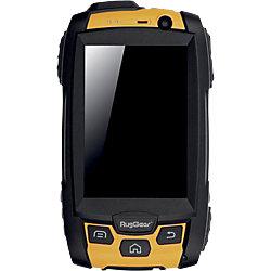 RugGear Smartphone RG500 Schwarz, Gelb