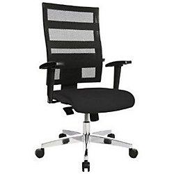 Bürodrehstuhl 959TT200 Schwarz