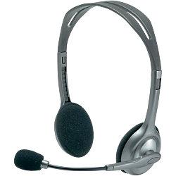 PC headset H110 Grau/silber