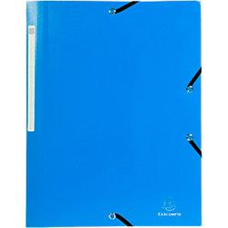 Kunststoff -Eckspann-Sammelmappe Forever® DIN A4 Blau Polypropylen