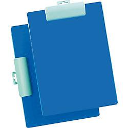 Klemmbrett / 5512-15, blau, DIN A4 / 320x235mm