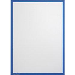 Dokumententaschen DIN A4 Blau 23 x 31,7 cm