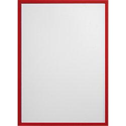 Dokumententaschen DIN A4 Rot 23 x 31,7 cm