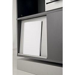 Katalogpräsenter Compactfile Grau 35 x 33,5 cm