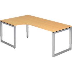 Schreibtisch VRS82/6 Buche