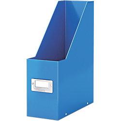 Stehsammler Click & Store WOW Hartpappe Blau 10,3 x 25,3 x 33 cm