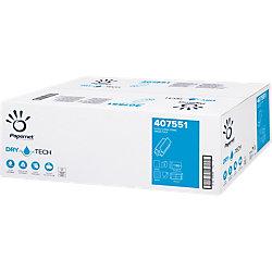 Falthandtücher 407551 Weiß 20 x 130 Blatt