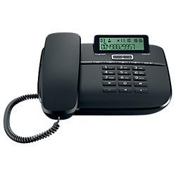 Telefon DA610 Schwarz