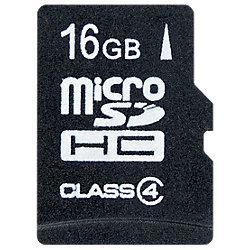 ATIVA Micro SD HC Karte Class 4 16 GB