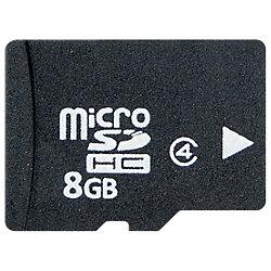 ATIVA Micro SD HC Karte Class 4 8 GB