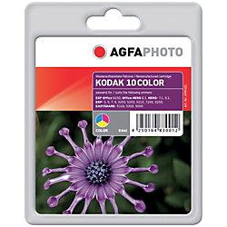Agfaphoto Tintenpatrone für Kodak® No. 10 color color
