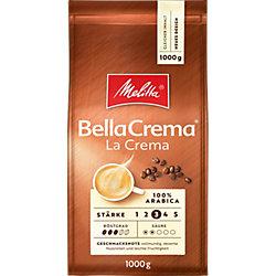 Kaffee, ganze Bohnen Bella Crema 1.000 g