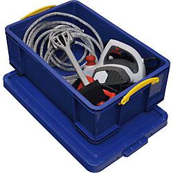Really Usefull Box Aufbewahrungsbox/ 50B, B 440 x H 230 x T 710 mm, blau, 50 Liter