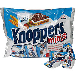 Knoppers Minis/2957218, Inh. 200 g