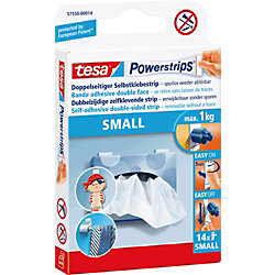 Powerstrips small/57550-00014-00, weiß, Inh. 14 Stück