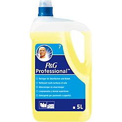 P&G Professional Allzweckreiniger 7 Mr.Proper/4015600558758, Inhalt 5 L