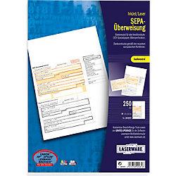 Bankformulare SEPA-Überweisung Bankneutral