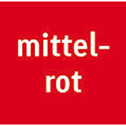 Strohseide 204719524 25 g/m² Mittelrot