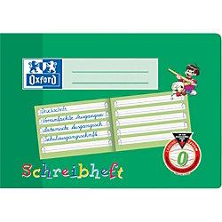 Schreiblernhefte/311501600, A5 quer, Lineatur 0