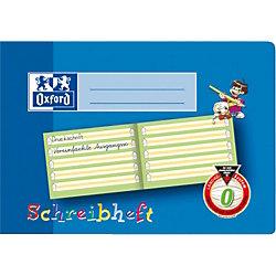 Schreiblernhefte/311501617, A5 quer, Lineatur 0