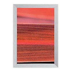 Tiefprofil-Rahmen Gallery, Bold Silber 700 x 1.000 mm