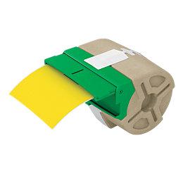 Endlos-Plastik-Etiketten Icon Smart 88 mm Gelb