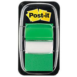 Index Haftstreifen I680-3 I680-3 Grün 25,4 x 43,2 mm 50 Streifen