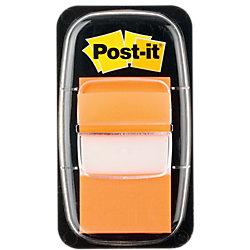 Index Haftstreifen I680-4 I680-4 Orange 25,4 x 43,2 mm 50 Streifen