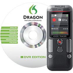 Audiorecorder DVT 2700 inkl. DNS Schwarz