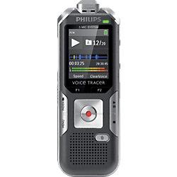 Digitaler Audiorecorder DVT 6000 Silber