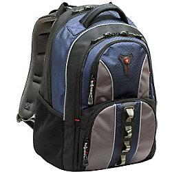 Notebook-Rucksack SwissGear Cobalt 15.4 ' 36 x 22,9 x 22 cm Schwarz/Blau